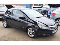 2007 Vauxhall Corsa SXi 1.4i 16v a/c Warranty & delivery available PX welcome