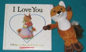 I Love You A Keepsake Storybook Collection & Stuffie