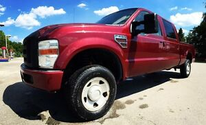 2008 Ford F-350 powerstroke lariat