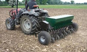 Looking for a seed drill