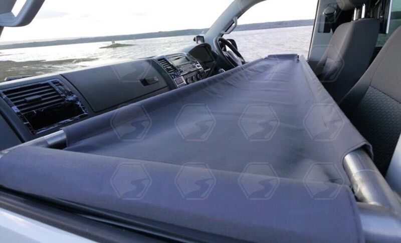 Vw T5 Front Cab Child S Camper Bed In Plymouth Devon