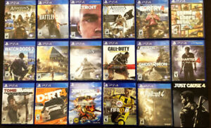 14 PS4 Games