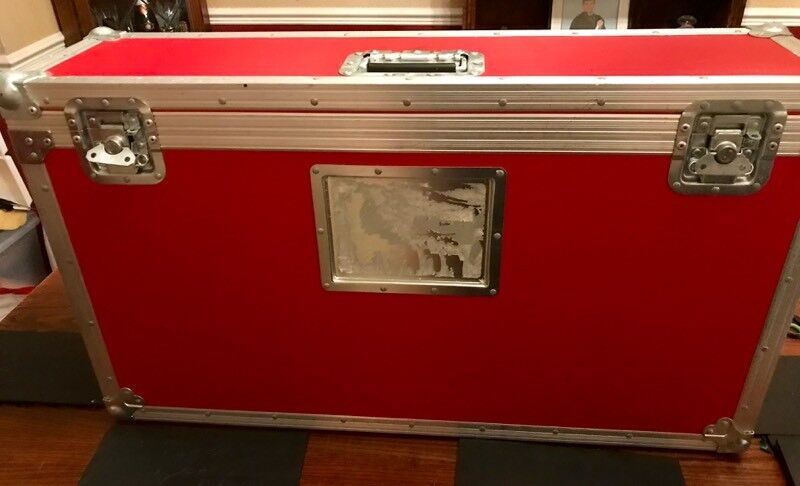 Quality Padded Flight Case By 5 Star