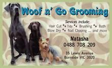 Woof n' Go Grooming Burnside Melton Area Preview