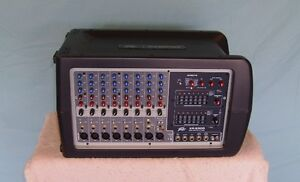 Peavey XR-8300 8 Channel 600 watt Powered PA Mixer