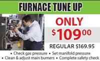 Furnace Tune-up & Repairs