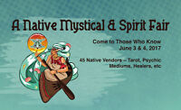 45 Native Vendors Needed for Aboriginal Psychic Fair
