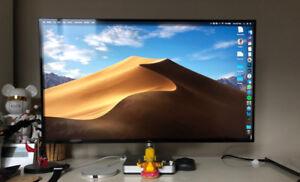 """27"""" Dell Quad HD 2560x1440 Ultrawide Monitor (USB-C) s2819d"""
