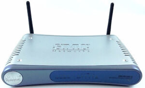 Wireless-G Cable Modem Gateway with 4-port Ethernet ports