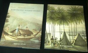 THE PARSONS COLLECTION: RARE PACIFIC VOYAGE BOOKS, Exploration