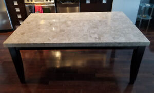 Real Marble Dining Table