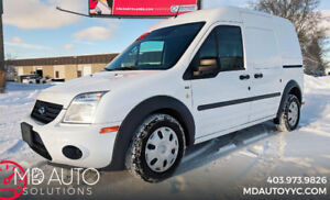 2012 Ford Transit Connect XLT CARGO W/NEW WINTER TIRES!
