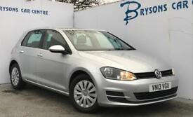 2013 13 Volkswagen Golf 1.2 TSI ( 105ps ) S Manual for sale in AYRSHIRE