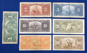 Old Canadian and World Banknotes WANTED! London Ontario image 4