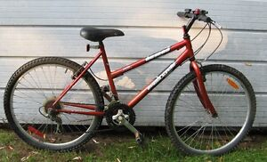 Girls Supercycle 18 speed and 26inch tires