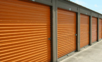 Small and large storage units for rent