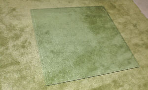 COFFEE TABLE  TOP  (GLASS TOP ONLY)