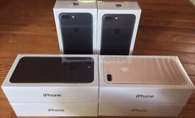 APPLE IPHONE 7 PLUS 32GB ( UNLOCKED ) BRAND NEW BOXED MATTE BLACK COMES WITH APPLE WARRANTY