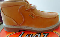 MEN'S SHOES - BRAND NEW LEATHER $39.99 WINTER ICE CAMEL, SIZE 9