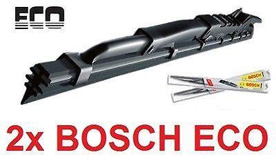 2x Scheibenwischer BMW X5 e53 (Bj. 2000-2006) 550 / 600 mm BOSCH ECO- Set online kaufen