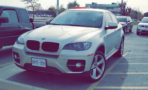 2011 BMW X6 35i SUV, accedents free