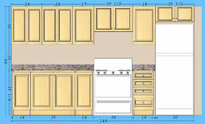 """NEW KITCHEN CABINETS FOR SALE"""" FOR PRICE OF USED"""" FACTORY DIRECT"""