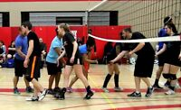 Play Co-ed, For-Fun, Adult Court Volleyball in St. Thomas!