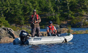 FALL SPECIAL -Stable 10 Ft Hunting & Fishing Inflatable Boats