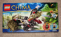 Lego Legends of Chima: Crawley's Claw Ripper Set #70001 (2013)