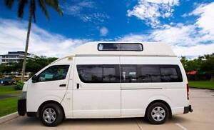 2007 Toyota Hiace Campervan Cairns North Cairns City Preview