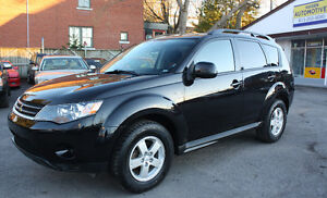 2009 Mitsubishi Outlander V6 AWD 7-seats***must be seen