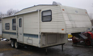 1994 TERRY 275N Travel Trailer by Fleetwood