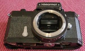 Nikon Nikkormat for parts