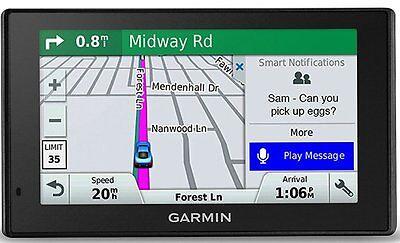 Garmin Drivesmart 51 Na Lmt S With Lifetime Maps