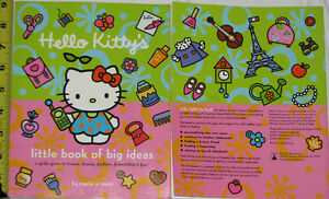 Qty 2 x Hello Kitty's Little Book of Big Ideas London Ontario image 1