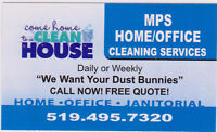 Experienced Home Cleaner