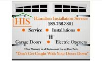 Garage Door Safety Inspection and Tune-up $59.95
