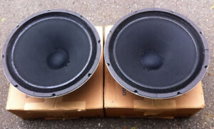 Radio Speakers of Canada  LF 15 S8   2 sets available