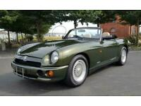 MG RV8 3.9 CONVERTIBLE * ONLY 687 KILOMETERS * 1 OWNER * IS THIS THE LOWEST
