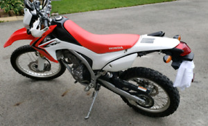 2014 CRF250l $3300 OBO needs nothing, will have new rear tire