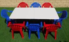 Kid's Chair $1.50 & Table Hire $10.00 Aubin Grove Cockburn Area Preview
