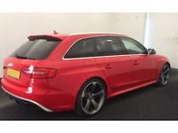 Audi RS4 Avant quattro FROM £159 PER WEEK!