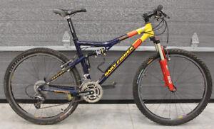 """2001 Gary Fisher Sugar 1 17.5"""" Mountain Bike GODERICH"""