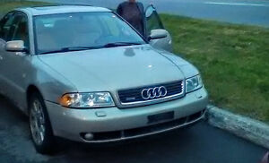 2001 Audi A4 2.8 V6 Quattro (Fully Loaded S-Line)Cuir!""