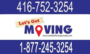 ▪▪(416)752-3254 LEADING MOVING COMPANY FOR THE GTA☻