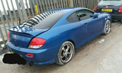 HYUNDAI COUPE 2006 DRIVERS SIDE SUN VISOR ALL PARTS AVAILABLE BREAKING