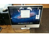 Apple iMac 24-INCH A1225 2.8GHz no Tv