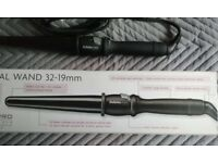 Babyliss Pro Porcelain Conical Hair Wand