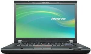 "Lenovo ThinkPad T520 Core i7 2640QM - 15.6"", 8 GB, 500GB"