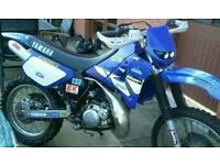 yamaha dt 125r field bike